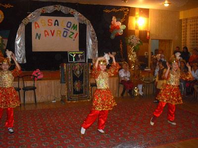 Весенний праздник Навруз