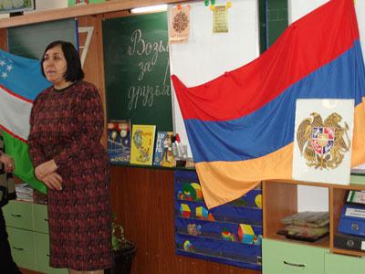 Светлана Саркисовна рассказала об истории возникновения армянского алфавита