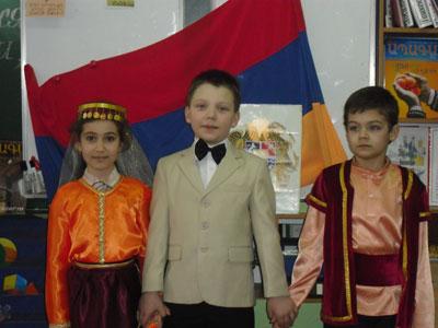 Участники нашего праздника.